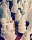 bruidstuin binnen collectie jurken